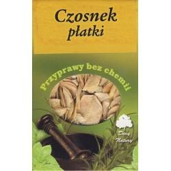 Dary Natury - garlic flakes, chemical-free, net weight: 1.41 oz