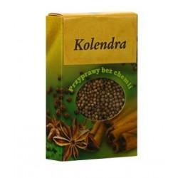 Dary Natury - whole coriander, chemical-free, net weight: 1.06 oz