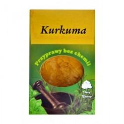 Dary Natury - turmeric, chemical-free, net weight: 1.76 oz