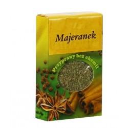 Dary Natury - majoram, chemical-free, net weight: 0.53 oz