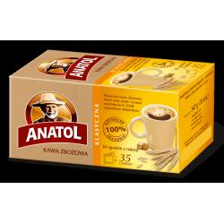 Anatol - instant grain coffee drink, 35 bags