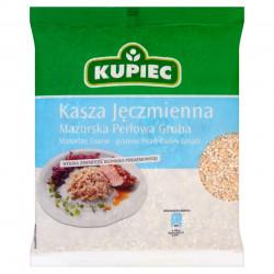 Kupiec - coarse-grained pearl barley groats, net weight: 400 g