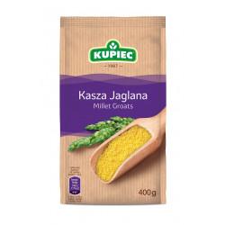 Kupiec -millet groats loose, net weight: 400 g