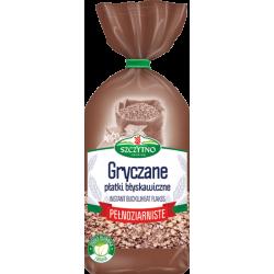 Szczytno Premium - buckwheat instant flakes, whole grain, net weight: 14.11 oz