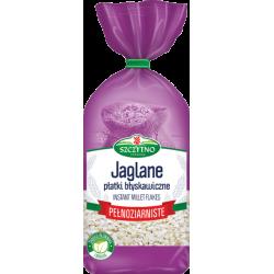 Szczytno Premium - millet instant flakes, whole grain, net weight: 14.11 oz