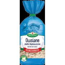 Szczytno Premium - oatmeal instant flakes, whole grain, net weight: 14.11 oz