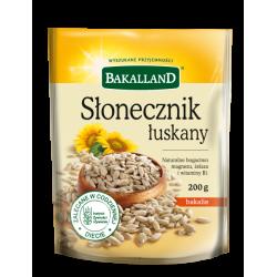Bakalland - shelled sunflower seeds, net weight: 7.05 oz