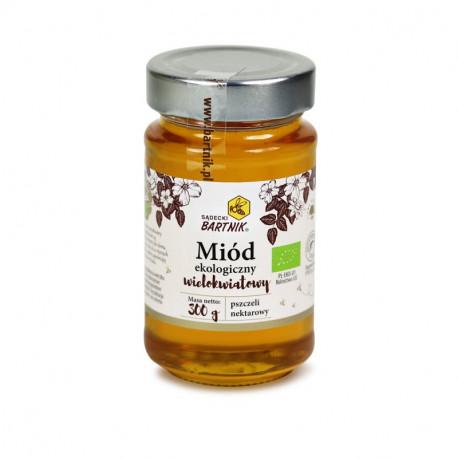 Sądecki Bartnik - organic multiflower honey, net weight: 10.58 oz