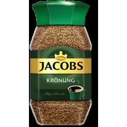 Jacobs - Krönung, instant coffee, net weight: 7.05 oz