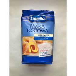 Libella - Mąka pszenna, puszysta, tortowa, typ: 450, masa netto: 1 kg