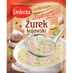 Delecta - sour soup, net weight: 50 g
