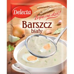 Delecta - white borsh, net weight: 42 g