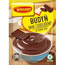 Winiary - sugar-free chocolate pudding, net weight: 38 g