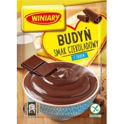 Winiary - chocolate pudding with sugar, net weight: 63 g
