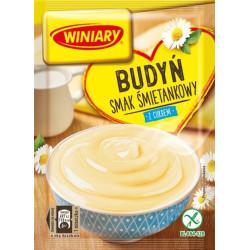 Winiary - cream pudding with sugar, net weight: 60 g