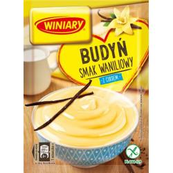 Winiary - vanilla pudding with sugar, net weight: 60 g
