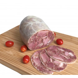Country style head cheese, net weight: 1 lb