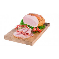 Traditional style ham, net weight: 1 lb