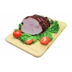 Smokehouse ham, net weight: 1 lb