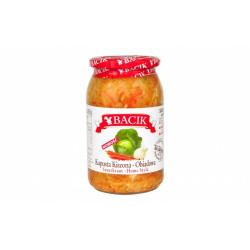 Bacik - sauerkraut home style, net weight: 31 oz (850 g)