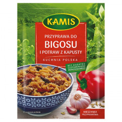 Kamis - seasoning for cabbage dish, net weight: 0.70 oz (20 g)