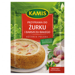 Kamis - seasoning for sour soup, net weight: 0.88 oz (25 g)