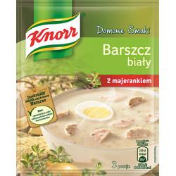 Knorr - white borscht with marjoram, net weight: 1.66 oz