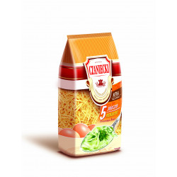 Czaniecki - 5 eggs thread noodles, net weight: 8.8 oz