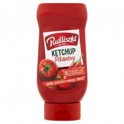 Pudliszki - tomato ketchup MILD, net weight: 16.93 oz