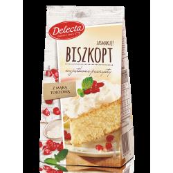 Delecta - sponge cake mix, net weight: 13.40 oz