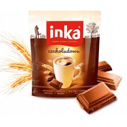 INKA Healthy Roasted Grain Coffee - flavor: chocolate, net weight: 7.05 oz