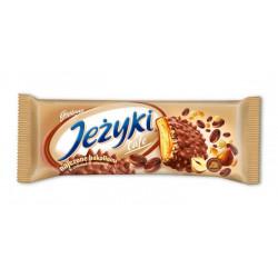 Goplana Jeżyki - hedgehog cookies coffee, net weight: 4.93 oz