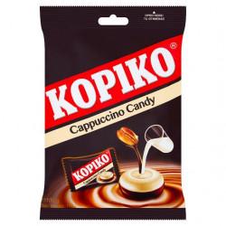 Kopiko Cappuccino - cappuccino flavor hard candy, net weight: 3.53 oz