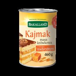 Bakalland - kajmak fudge caramel cream, net weight: 16.22 oz