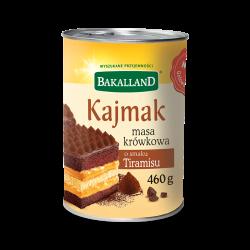 Bakalland - kajmak fudge caramel tiramisu flavor, net weight: 16.22 oz