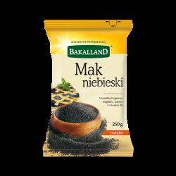Bakalland - blue poppy seeds, net weight: 8.82 oz