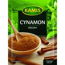 Kamis - ground cinnamon, net weight: 0.53 oz