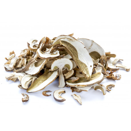 Boletus, dried, net weight: 0.71 oz (20 g)
