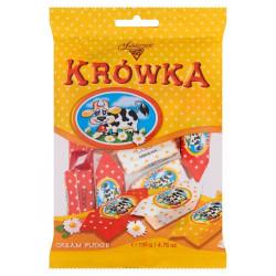 Solidarność - milk cream fudge, net weight: 4.76 oz