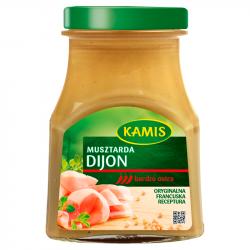 Kamis - dijon mustard, net weight: 6.53 oz