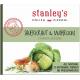Stanley's Pierogi - sauerkraut & mushroom, net weight: 14.5 oz