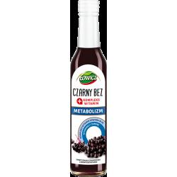 Łowicz Pro-health - elderberry syrup, net content volume: 8.53 fl oz