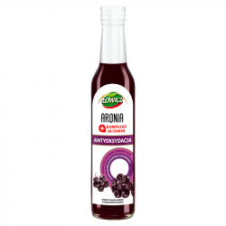 Łowicz Pro-health - chokeberry syrup, net content volume: 8.53 fl oz